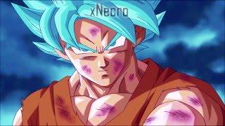 Goku One Inch Punch - Bvrnout x VOVIII - Apache