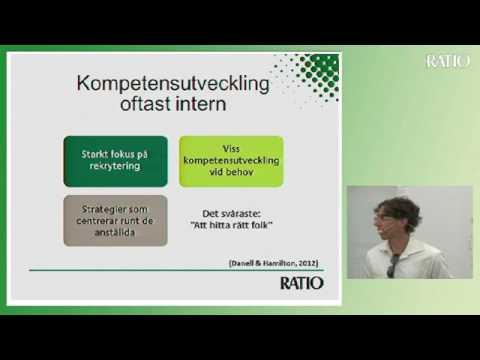 Ratio i Almedalen 2012 - Wennberg