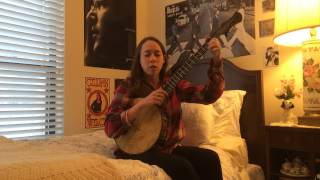 "Sarah Jarosz performs Cat Stevens' ""The Wind"" in bed 