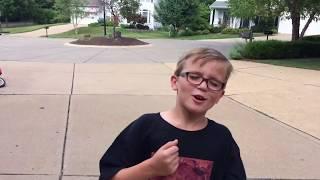 "Macklemore Jr. ""Wing$"" Music Video MCS CLAN PARODY"