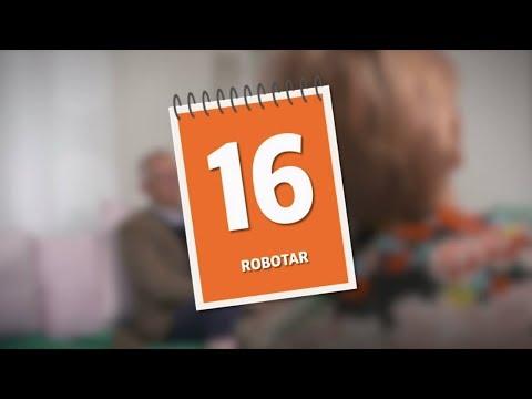 Uppdrag 16: Robotar