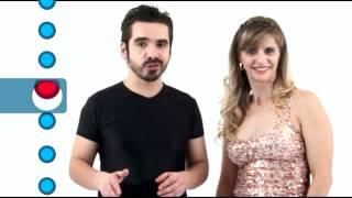 Merengue Ritmo (2/8) - Academia de Baile