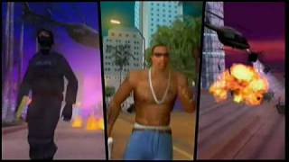 GTA: San Andreas - Xbox Trailer