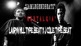 "Sample Type Beat ""Nostalgia"" | Lauryn Hill x J. Cole x Team Backpack Type Beat | Iamlegendbeatz"