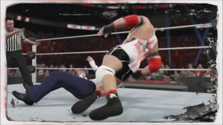 WWE Dean Ambrose Theme song (WWE 2K16)