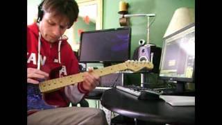 Leon MacLellan--Instrumental Guitar-Blues/Rock Improv