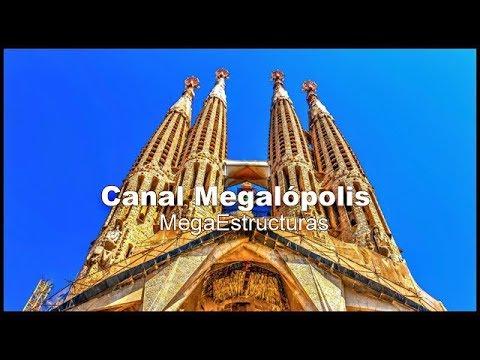 BARCELONA (La Sagrada Familia) Magestuosidad en  Piedra  –  Documentales