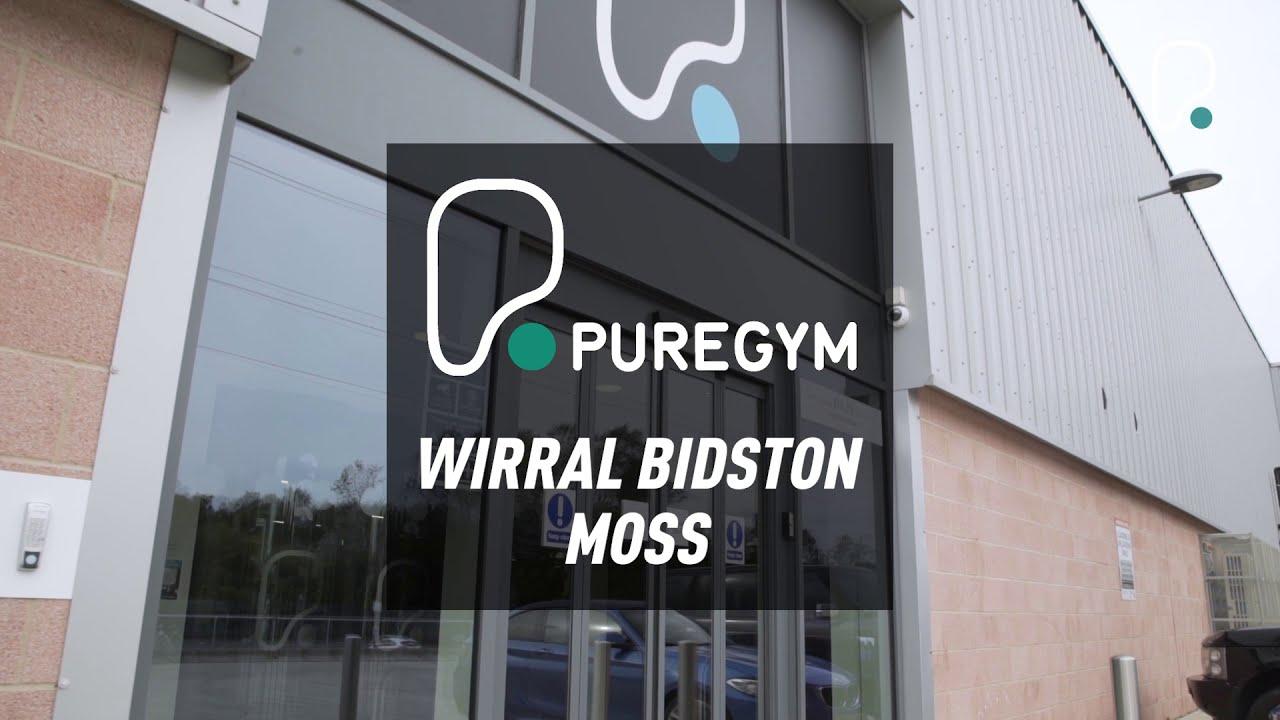 Inside PureGym Wirral Bidston Moss