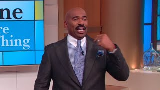 I'd kill my son if he did this to my phone!    STEVE HARVEY