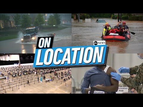 Severe weather, flash floods slam southeast | ABC News