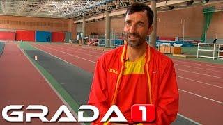 Atletismo, Jesús García Bragado