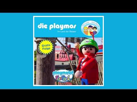 Die Playmos - im Land der Riesen (PLAYMOBIL)