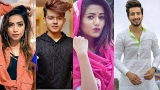 Tiktok Mix Tape Videos 2019    Nagma, Awez, Riyaz, Team07, Faisal And Team Teentegga Funny Videos
