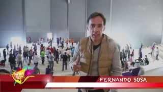 Fernando Sosa en el AudES.