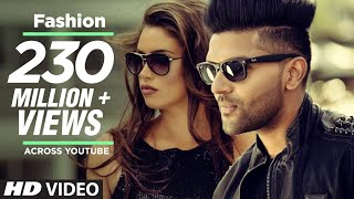 Guru Randhawa: FASHION Video Song | Latest Punjabi Song 2016 | T-Series width=