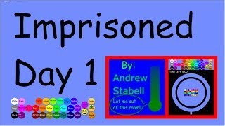 Imprisoned Day 1 (500 subscriber special)