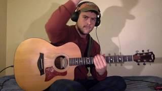 Red Red Wine - UB40/Neil Diamond (Fingerstyle Cover) Daniel James Guitar