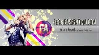 Here We Come - Fergie ft. Will.i.am