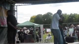 Funky Beata Live @ Regents Park 09
