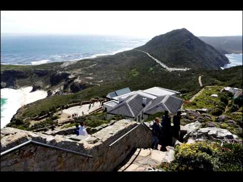 Scenes from the Cape Peninsula, Cape Town, South Africa