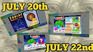 AGARIO BIRTHDAY SPECIAL MOBILE SECRET UPDATE NEW SKINS SPECIAL QUESTS + ZODIAC LEO DEAL