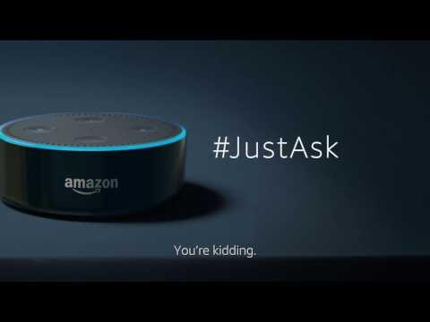 amazon.co.uk & Amazon Discount Codes video: Amazon Alexa Moments (Amazon Echo Dot Advert)