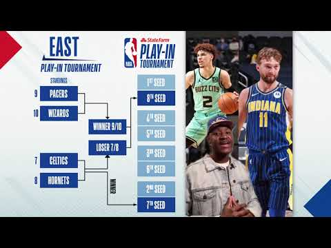 NBA Play-In Tournament Update | May 15, 2021