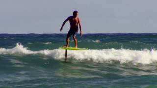 Kai Lenny: why he love Hydrafoil surfing | Daily Planet