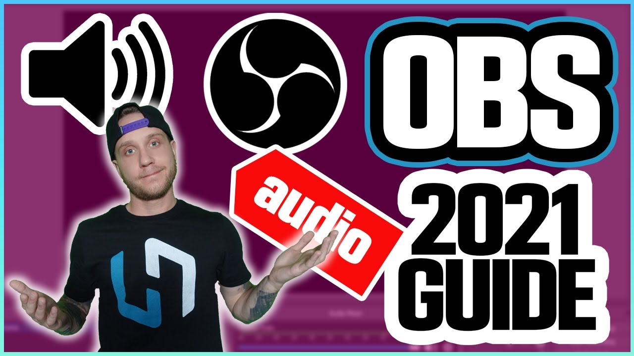 Hammer Dance - How To Use Audio Filters in OBS Studio for Better Audio Quality ⚙️ 2021 Edition ⚙️