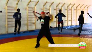 Suples Training Systems with Ivan Ivanov in Africa (UWW)