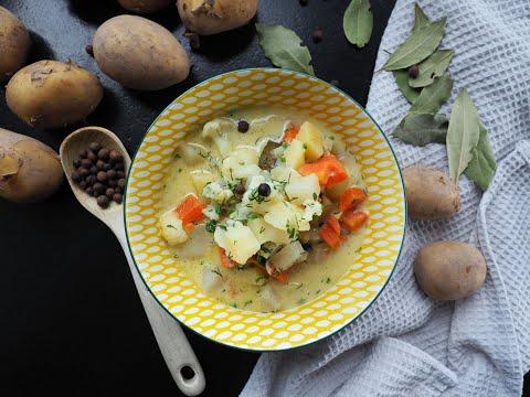 Szybki Obiad- Letnia zupa