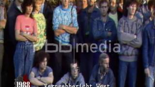 Pink Floyd at the Reichstag Berlin, June 16, 1988