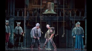 """Made of Stone"" from The Hunchback of Notre Dame at The 5th Avenue Theatre"