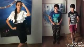 Anushka Sen Dev Joshi Rudra Soni dance Beat Pe Pooty