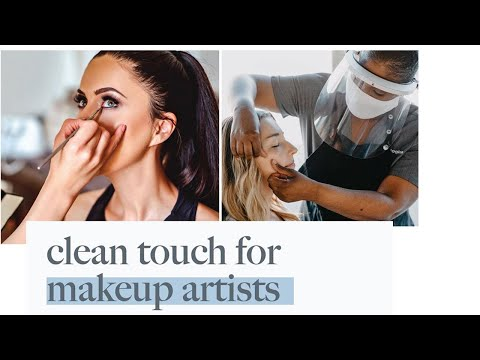 Clean Touch for Makeup Artist