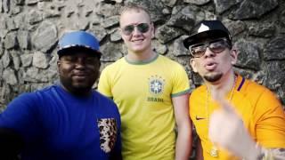 Gringo Barril - Steven Brezet feat Banda Os Africanos (clipe oficial)