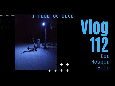 I feel so blue - Daily Vlog 112