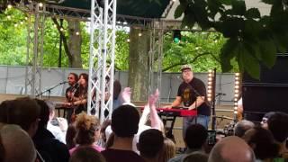 The strumbellas - hyde park 2016