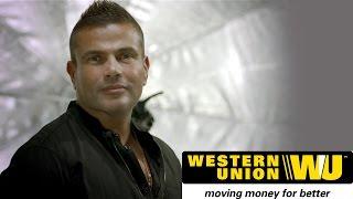 Amr Diab - Western Union TVC  عمرو دياب - إعلان ويسترن يونيون