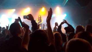 Nightwish's Floor Jansen Gives Moving Speech During Live Concert (Seattle, WA)