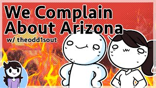 theodd1sout and I Complain About Arizona width=