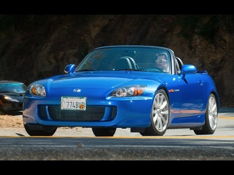 Stock 'AP2′ Honda S2000 – One Take