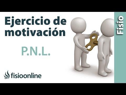 Ejericio de motivación PNL (Programación Neurolingüística)