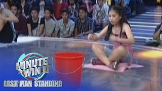 Magic Carpet Ride | Minute To Win It - Last Teen Standing