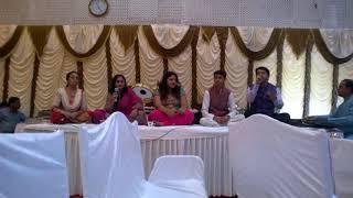 Ashish D - Naman's Music - Gujarati Wedding Song - Prabhatiya - Suraj Ugyo Re
