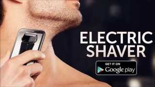Electric Shaver - Android app