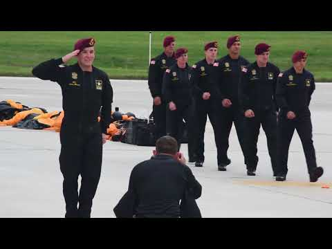 DFN:2018 Power in the Pines, JOINT BASE MCGUIRE-DIX-LAKEHURST, NJ, UNITED STATES, 05.05.2018