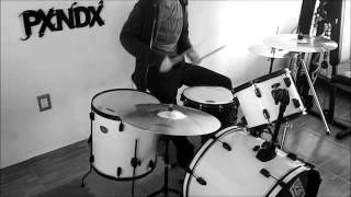 Panda-PXNDX - Disculpa los Malos Pensamientos - DRUM COVER