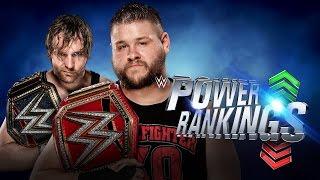 WWE Power Rankings 23 de septiembre de 2016