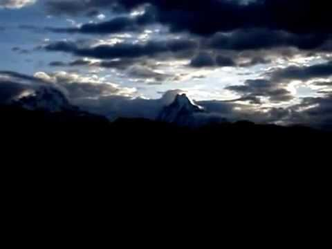"Scenery Nepal ""the Himalaya"""
